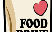 Student Council will be having a Food Drive from Tuesday, October 10 – Thursday, October 19. Any donations would be greatly appreciated. (No expired food please).