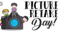 Photo retake day is Thursday, October 24, 2019 at 9:00 am.  If you require a retake and have an order form, please check off the 'Need a Retake' box on […]