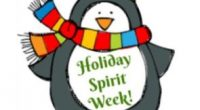 The following school-wide holiday events are taking place at Sperling: Monday, Dec. 14:  Last day to submit drawings for the art contest Tuesday, Dec. 15:  Festive headgear or hair day […]